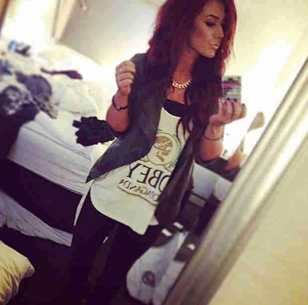 Chelsea Houska Shows Off Slim Body in Sexy Selfie! (PHOTO)