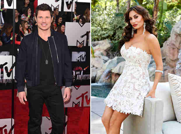 Lizzie Rovsek Opens Up About Relationship With Nick Lachey (VIDEO)