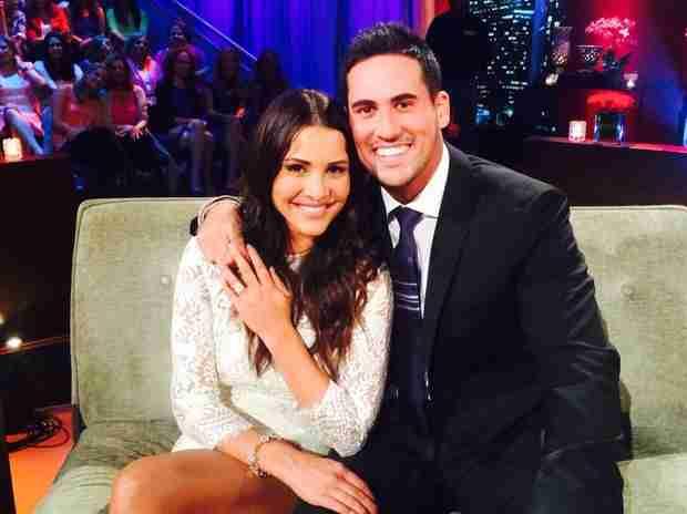 Bachelorette 2014: Nick Viall Tweets Congratulations to Andi Dorfman and Josh Murray