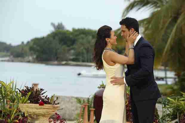 Andi Dorfman and Josh Murray Discussed Her Engagement Ring in the Fantasy Suite
