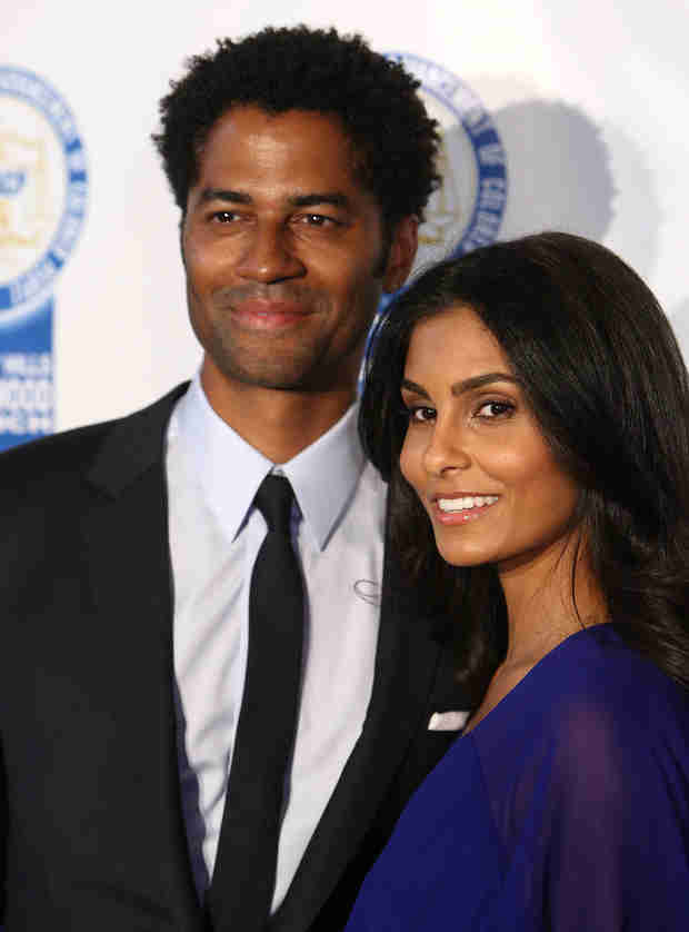 Halle Berry's Ex Eric Benet Welcomes Second Daughter With Wife, Manuela!