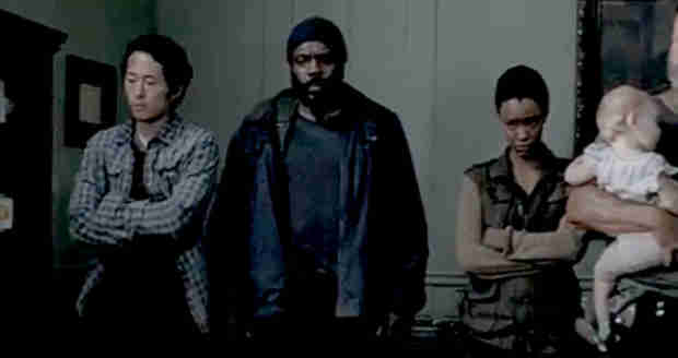 "Tyreese Is ""Up Against It"" in The Walking Dead Season 5, Carol and Ty Face ""Obstacles"""