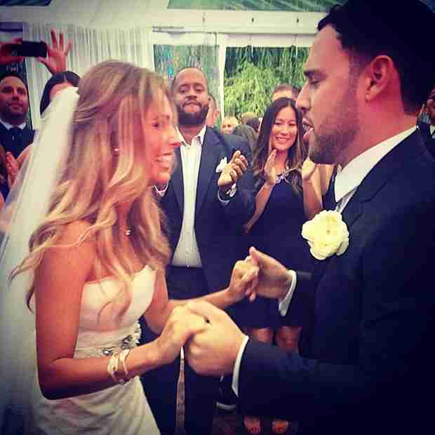 Scooter Braun, Justin Bieber's Manager, Marries Yael Cohen in Canada