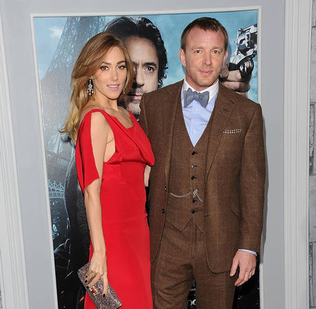 Madonna's Ex-Husband Guy Ritchie Welcomes Baby No. 3 With Fiancèe Jacqui Ainsley