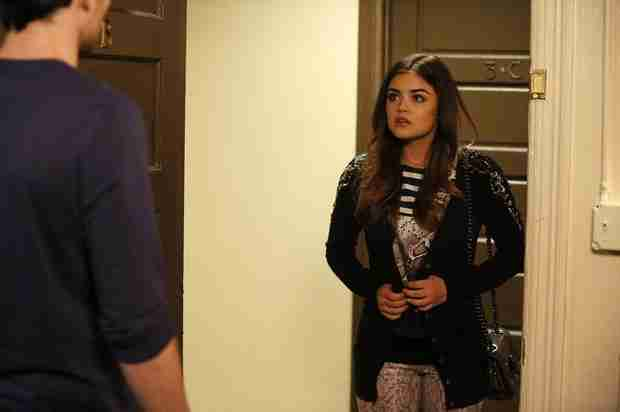 Pretty Little Liars Star Lucy Hale: I'll Always Root For Ezria