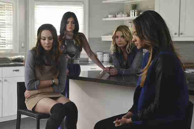 Pretty Little Liars Recap: Season 5, Episode 6 – Death By Scarf