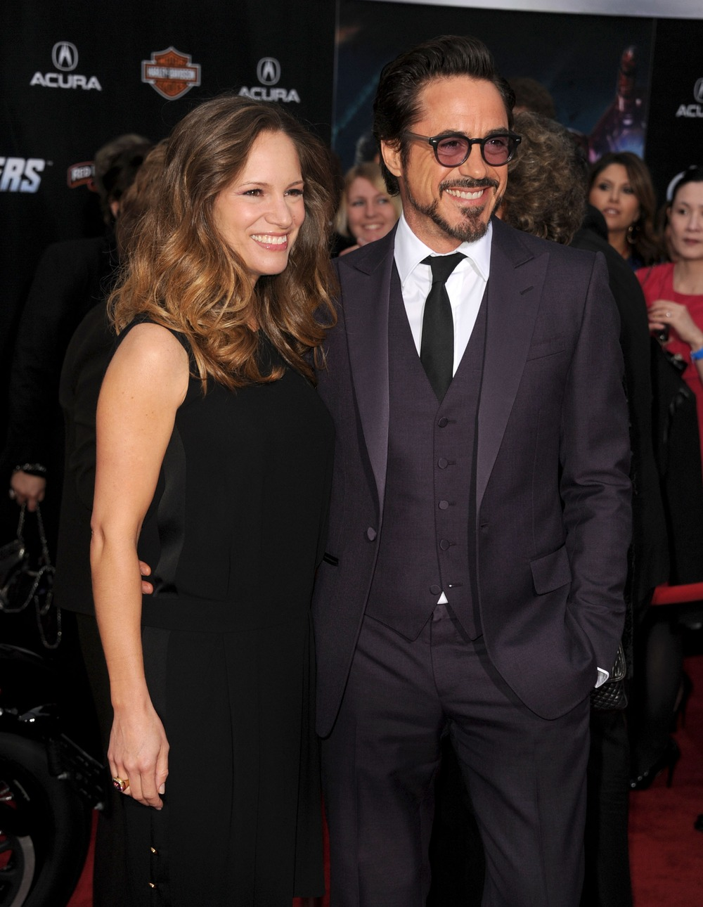 Robert Downey Jr. and Wife Susan Expecting Baby No. 2 and It's a… (VIDEO)