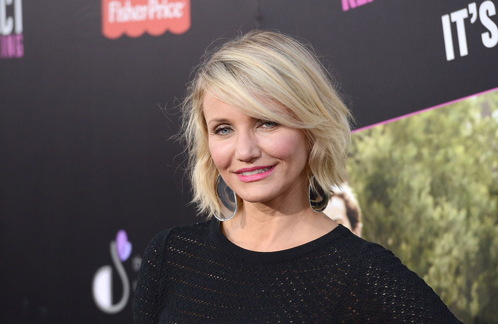 "Cameron Diaz Talks Full-Frontal Scenes in Sex Tape: ""You See Everything"" (VIDEO)"