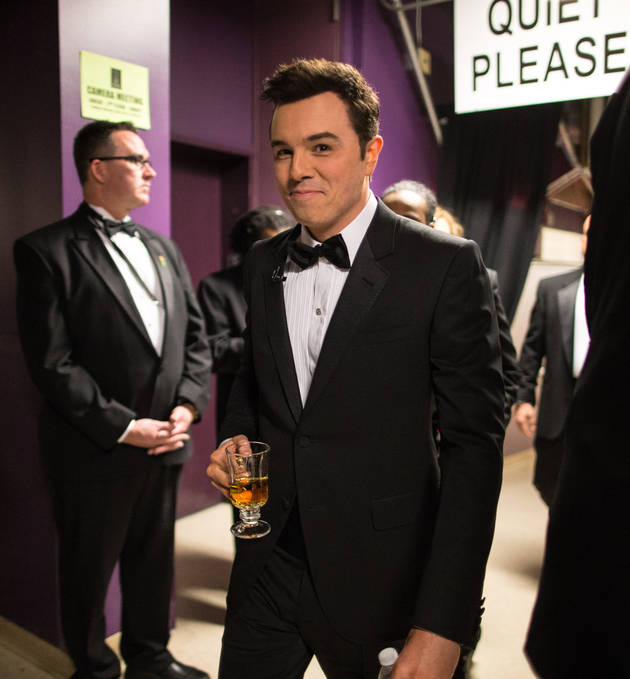 Seth MacFarlane Sued for Allegedly Lifting the Idea for Ted