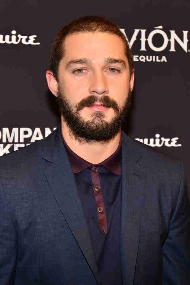 Shia LaBeouf Receiving Treatment For Alcoholism, Not in Rehab (UPDATE) (VIDEO)
