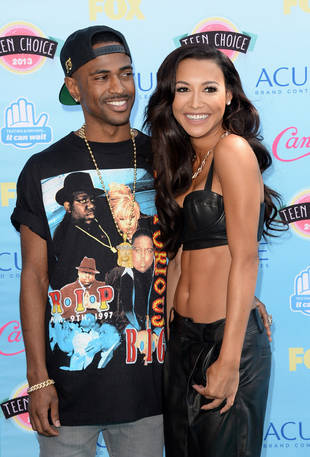 Did Big Sean Cheat on Naya Rivera With a Glee Cast Member? Chris Colfer Says…