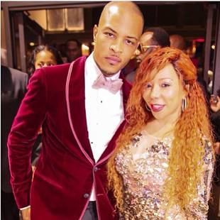 "T.I. Says Wife Tiny Harris Wasn't Behind Inspiration For ""Stay"""