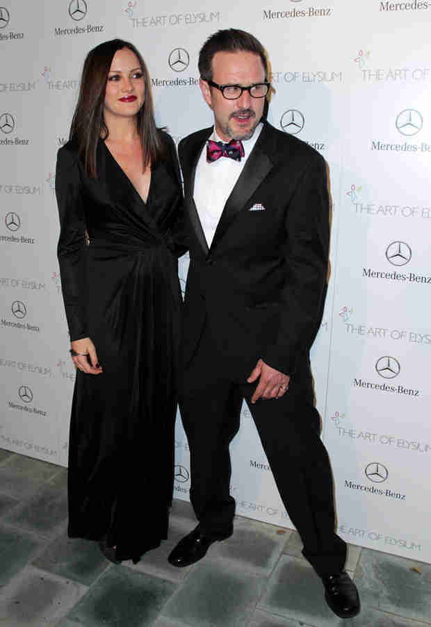 David Arquette is Engaged to Christina McLarty