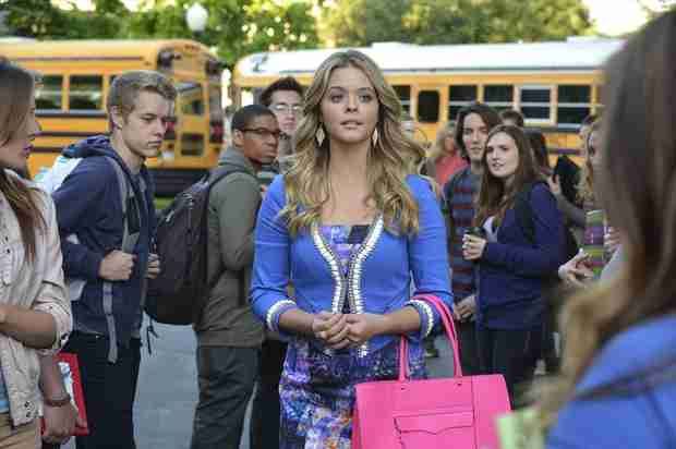 "Pretty Little Liars Spoilers: Sasha Pieterse on ""Creating a New Alison"""