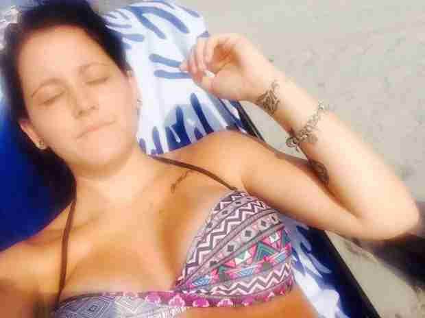 Jenelle Evans Shares Post-Pregnancy Bikini Pic Five Days After Giving Birth! (PHOTO)