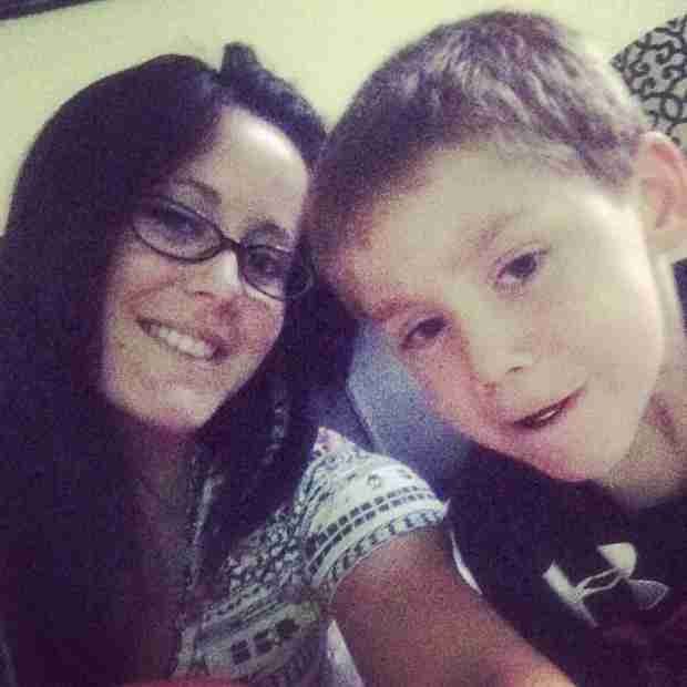 Jenelle Evans Spends Time with Jace Following the Birth of Kaiser!