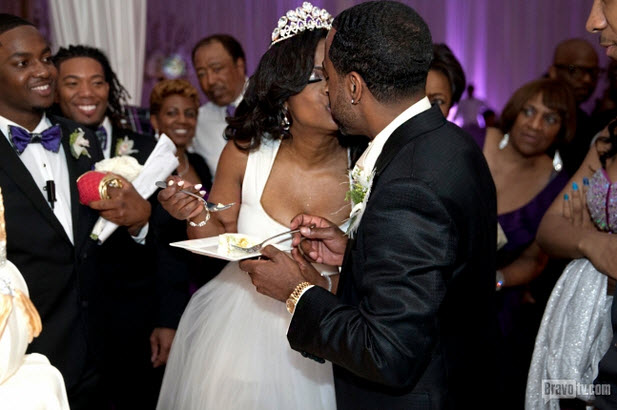 Carmon Cambrice, Tiny, and More Send Best Wishes to Kandi and Todd Tucker After Wedding (VIDEO)