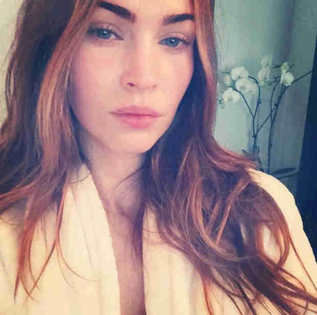 """Megan Fox Joins Instagram, Posts Stunning """"No Makeup"""" Selfie (PHOTO)"""