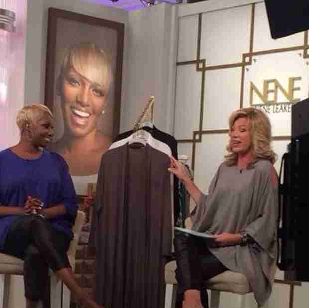 NeNe Leakes' Clothing Line Sells Out on HSN!