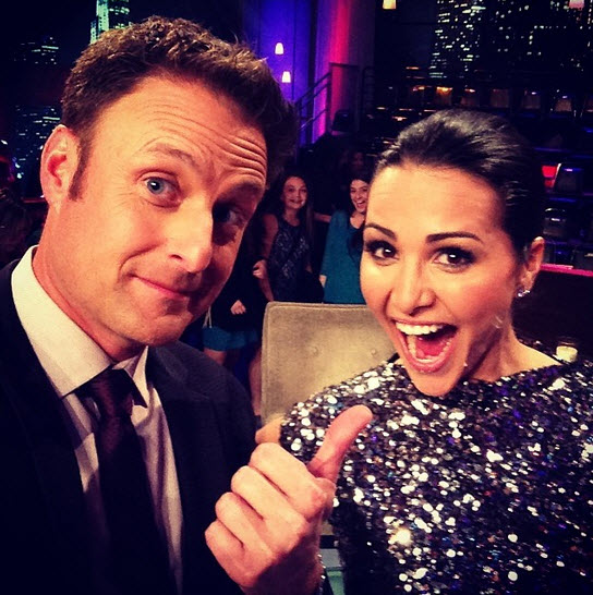 The Bachelor's Chris Harrison Snubbed For 2014 Emmy Award Nominations AGAIN!