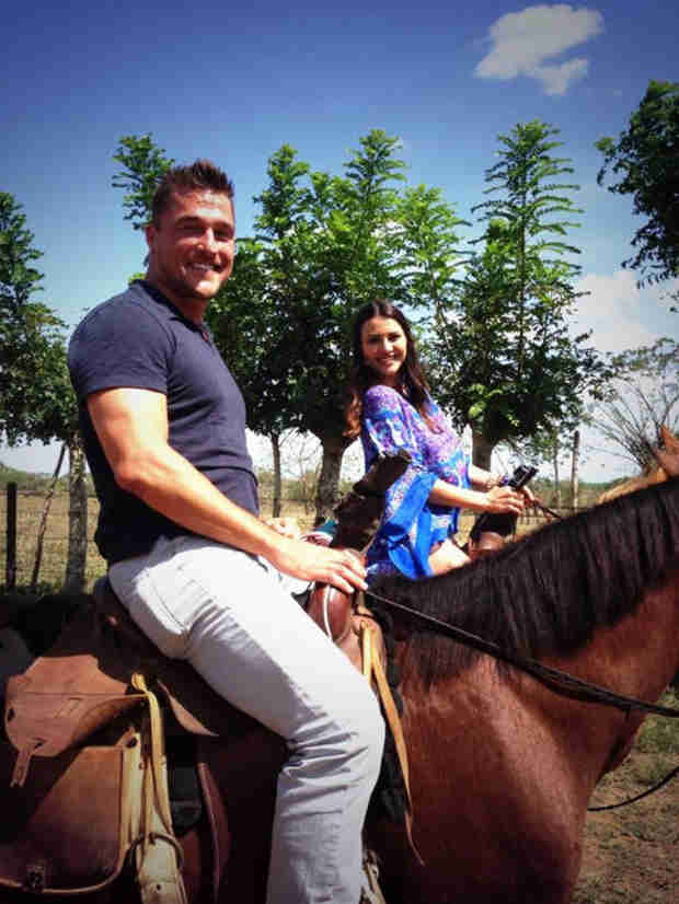 Did Andi Dorfman Just Spoil Who the Next Bachelor 2015 Will Be?