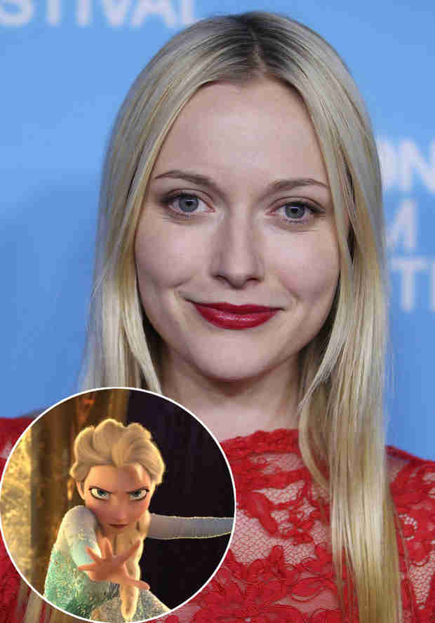 Once Upon a Time Season 4: Georgina Haig Cast as Elsa!