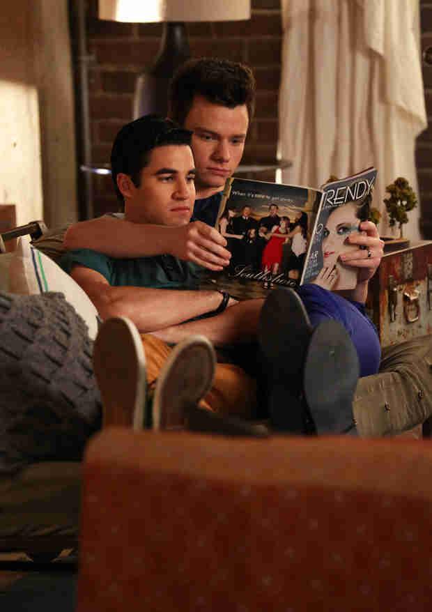 Glee Wins Big at 2014 Best. Ever. TV Awards, Brad Falchuk Responds