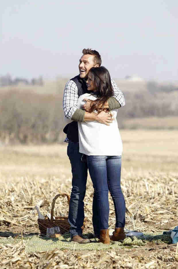 Bachelorette 2014's Brian Osborne Wants Who to Win Andi Dorfman's Heart?
