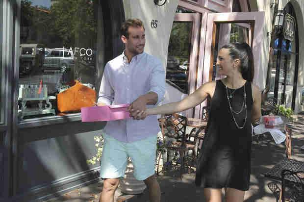 "Bachelorette 2014's Marcus Grodd Admits He's ""Still Getting Over"" Andi Dorfman"