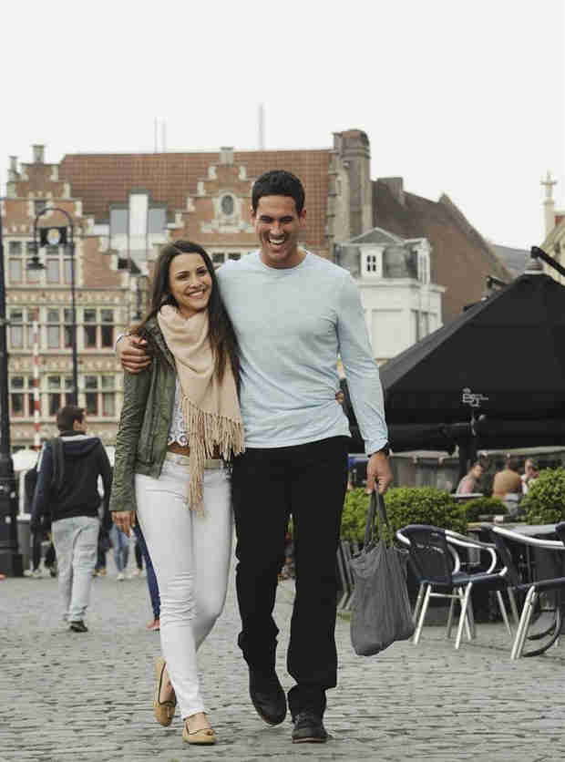 Andi Dorfman and Josh Murray Are Both in Georgia — What Does This Mean?
