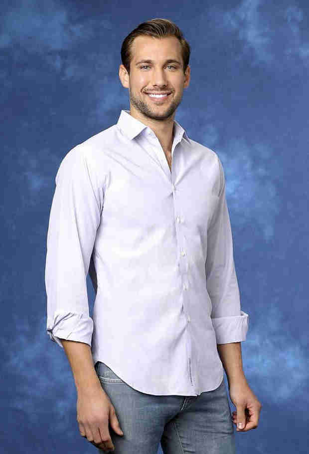 Bachelorette 2014's Marcus Grodd Has a Criminal Past — See His Mug Shot!