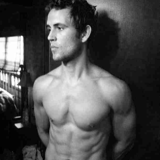 Bachelorette 2014: Nick Viall's Super Hot Shirtless Throwback Thursday Pic (PHOTO)
