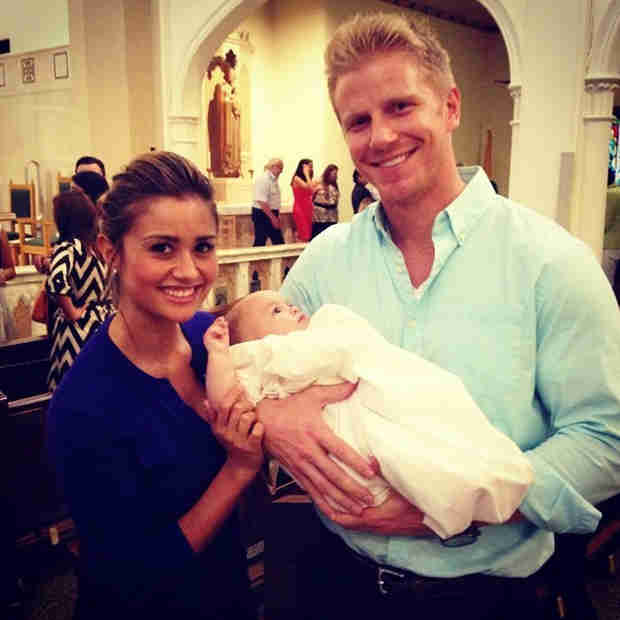 "Bachelor's Sean and Catherine Lowe Have ""Big News""— Baby in Their Future?"