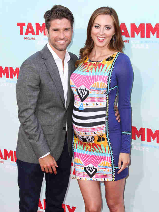 This TV Star Debuted Her Growing Baby Bump on the Red Carpet! (PHOTO)