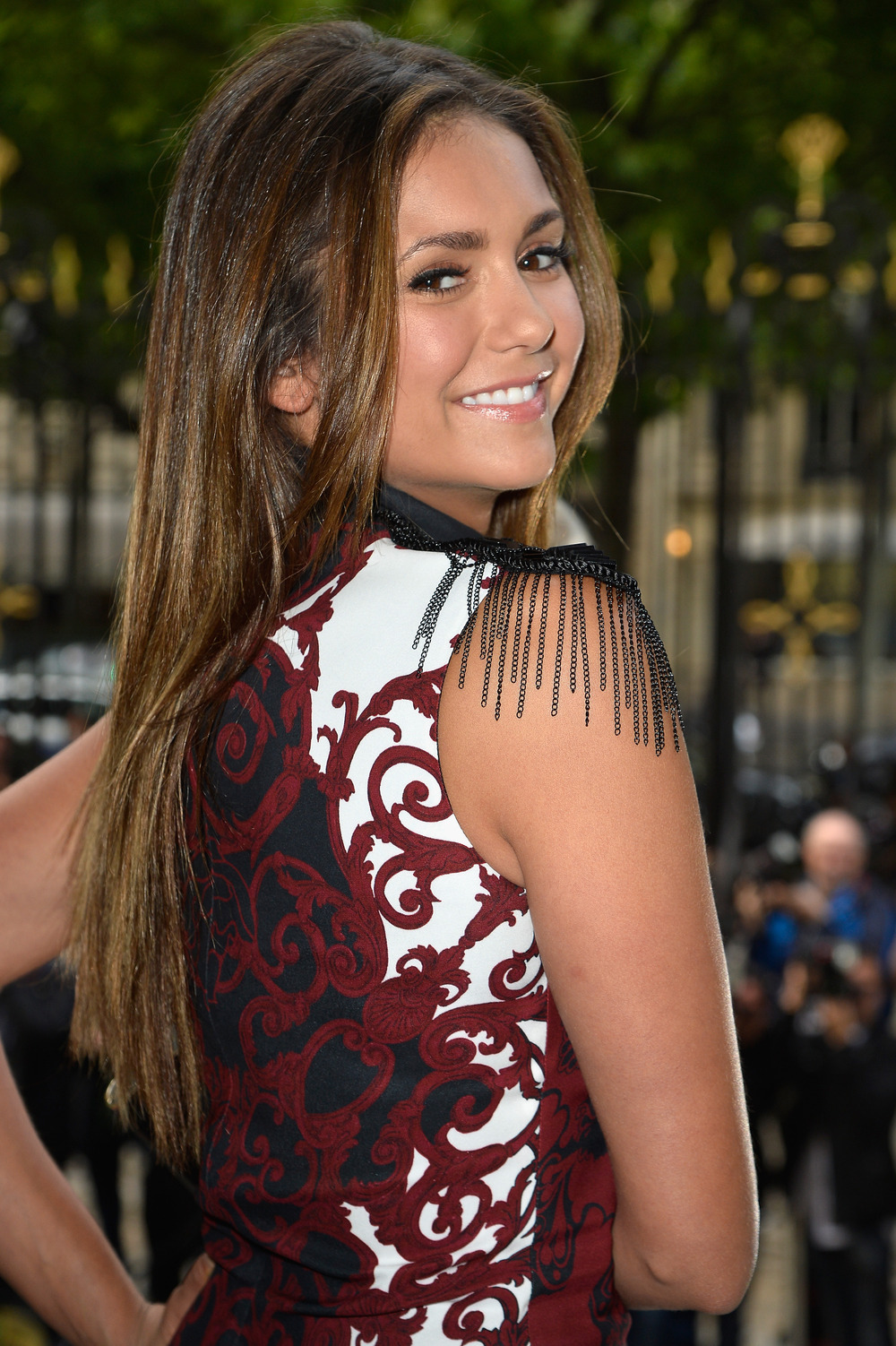 Nina Dobrev Reunites With Her One True Love! (PHOTO)