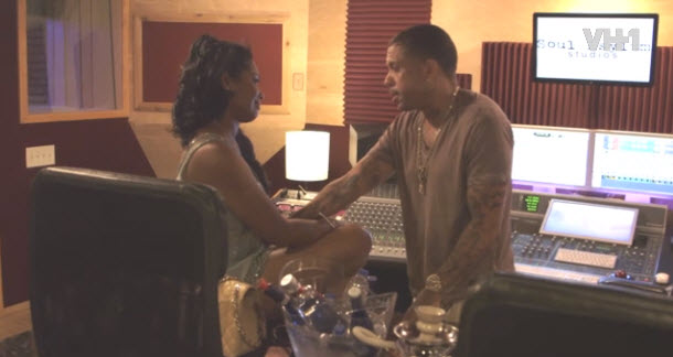 Benzino Plans on Having Children With Fianceé Althea Heart! (VIDEO)