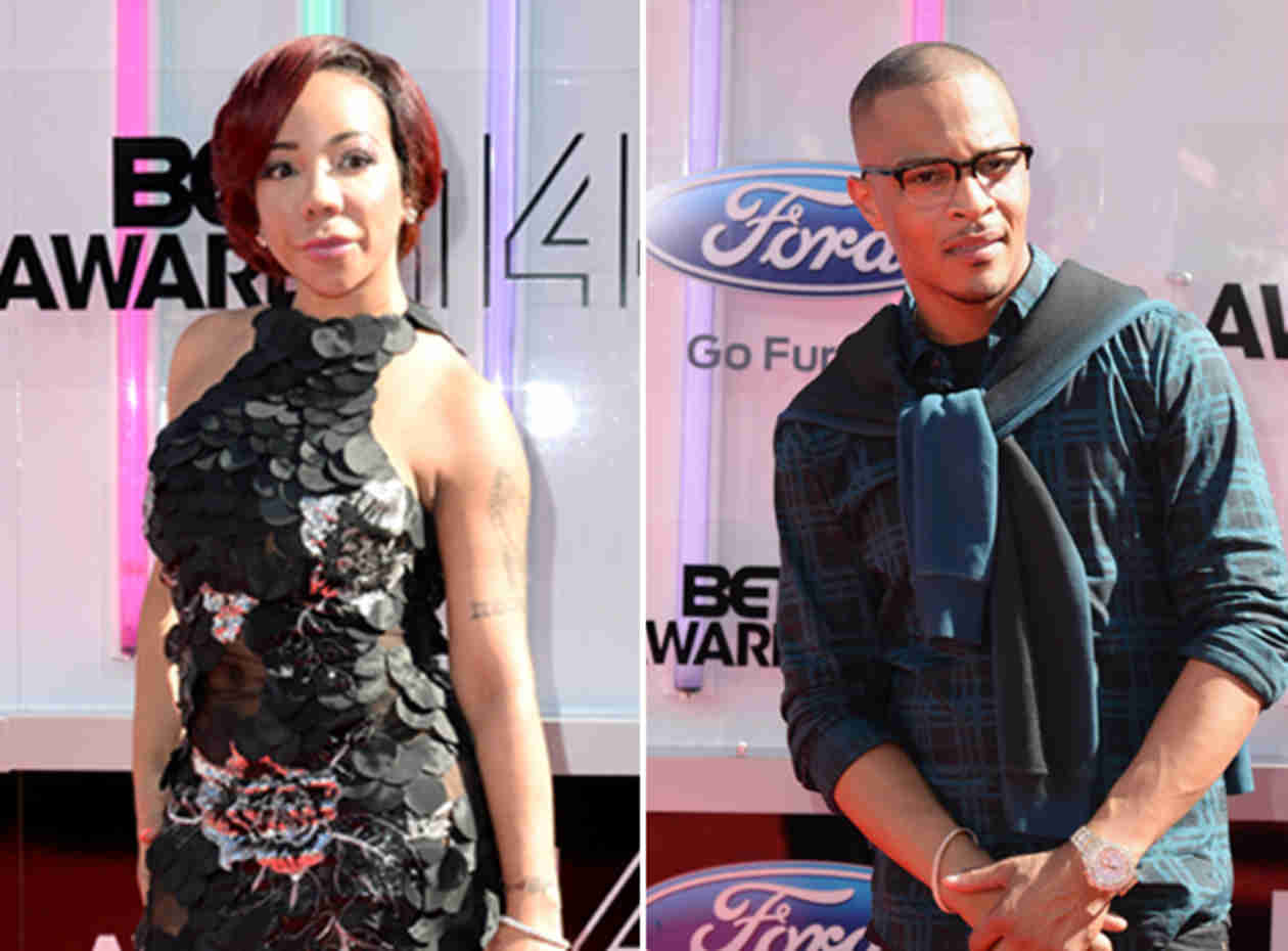 T.I. and Tiny Harris Go on Romantic Getaway in Belize!