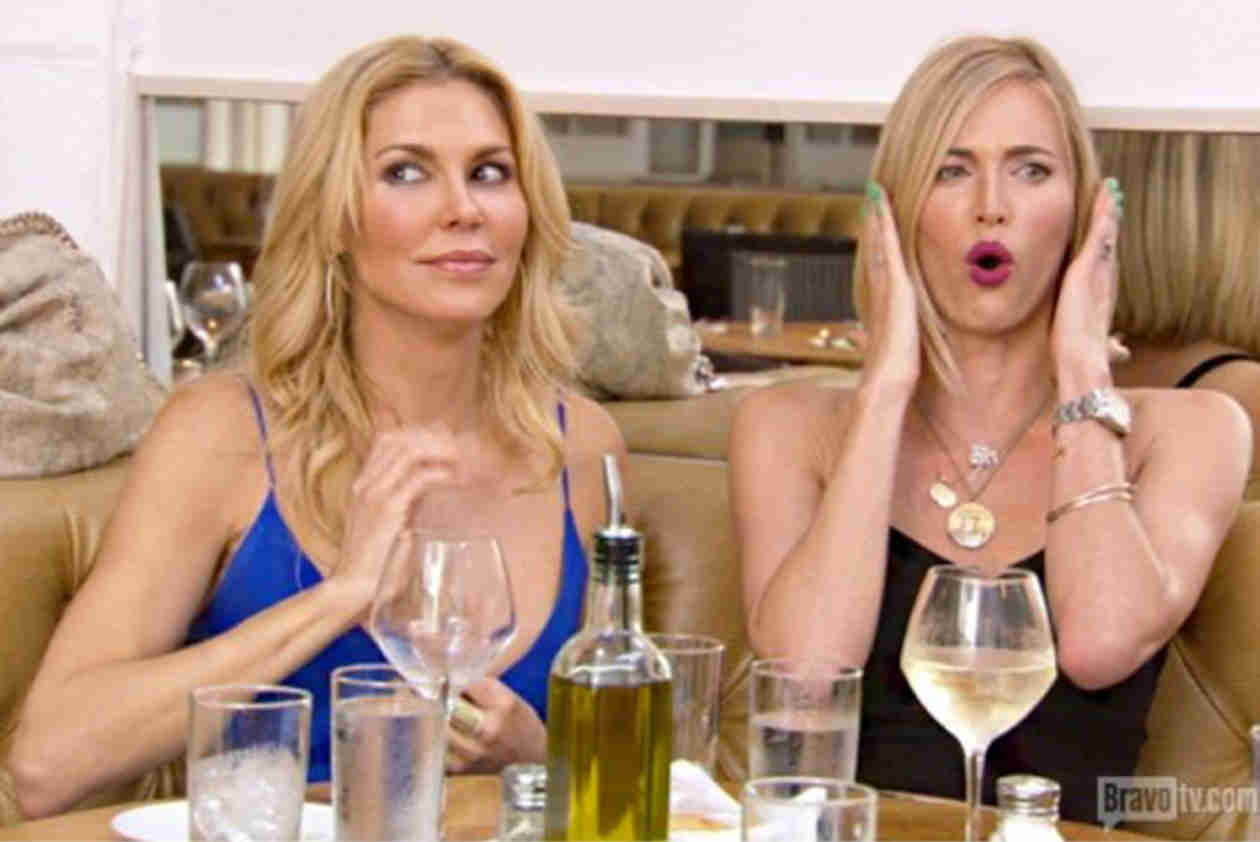 Brandi Glanville Surprisingly Tweets Support For RHONY's Josh Taekman!