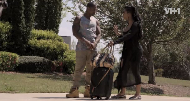 Joseline Hernandez Walks Out on Stevie J.! (VIDEO)