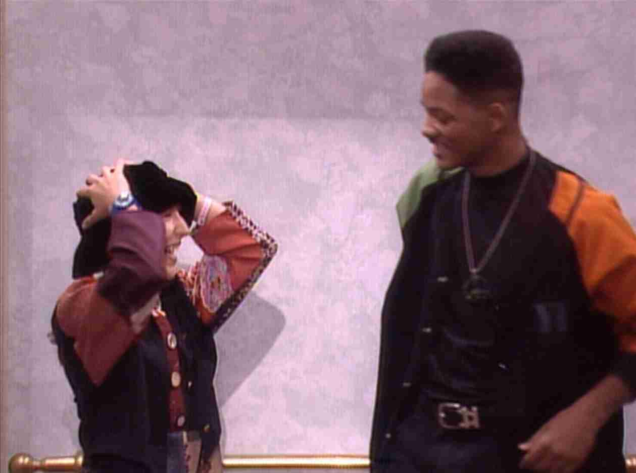 Will Smith Guest Stars on Blossom — See the Scream-Worthy Throwback Clip! (VIDEO)