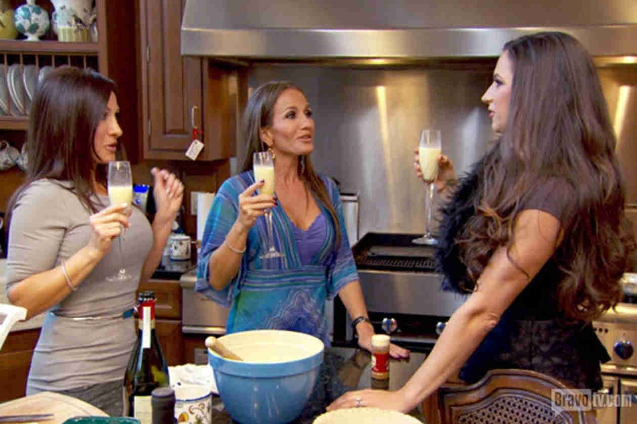 "Melissa Gorga: Why I Shared Amber's ""Homewrecker"" Gossip With Twins"