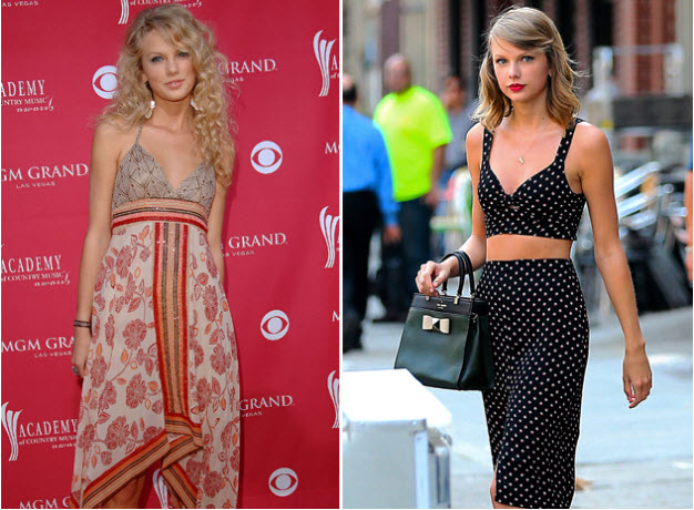 Taylor Swift's Style Transformation — How You Can Steal Her Glam Look!