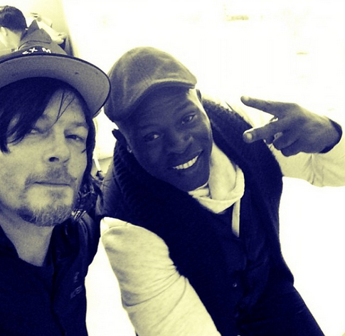Norman Reedus Talks AIR Character's Dark Past — See First Film Photo