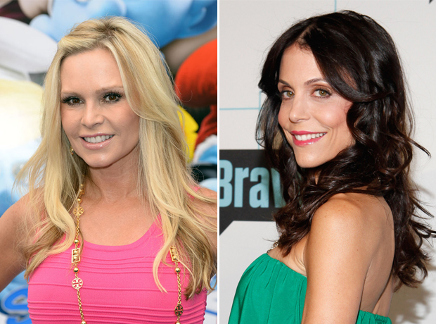 "Feud Alert: Tamra Barney Slams Bethenny Frankel: ""Just Go Eat!"""
