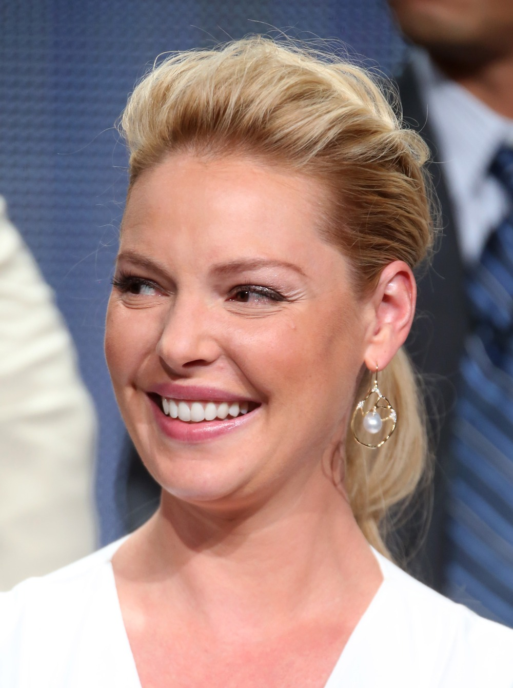 "Katherine Heigl Admits She's a ""Neurotic Actor"" — But She's Feeling Peace Now"