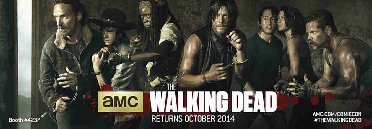 "The Walking Dead Season 5 Opens With ""Most Intense Six Minutes"" Ever"