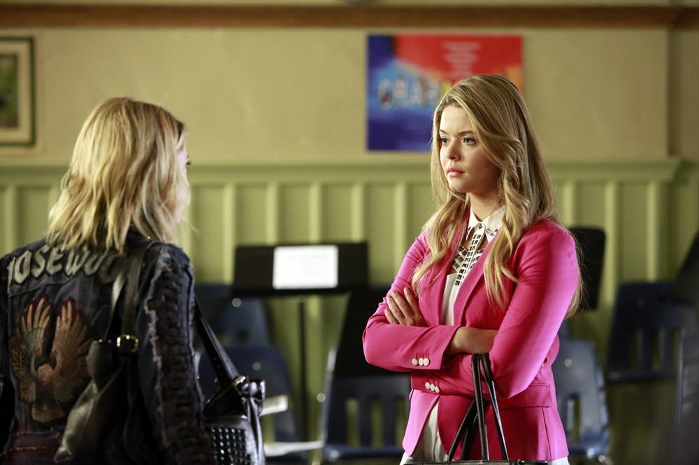 Pretty Little Liars Season 5, Episode 8 Sneak Peek: Hanna Apologizes to Ali (VIDEO)