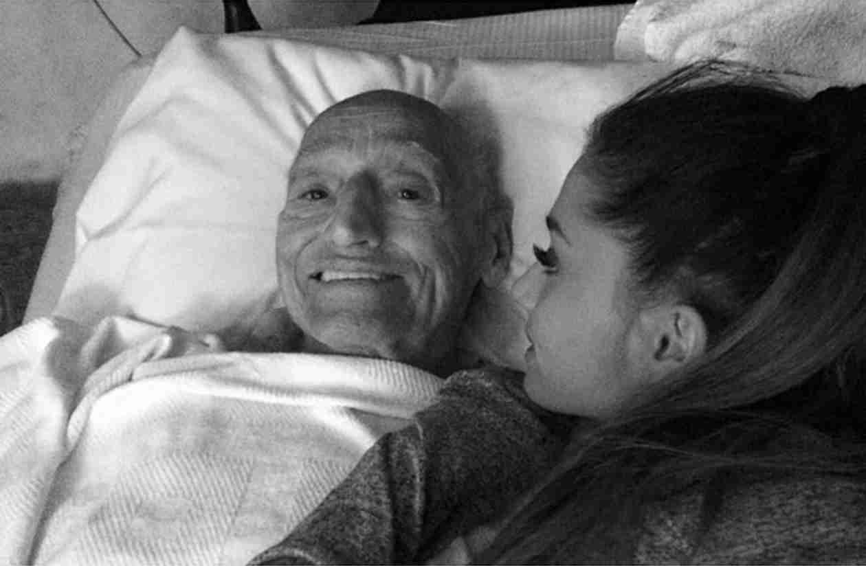 Ariana Grande's Grandfather Passes Away — Goodbye, Grandpa Grande