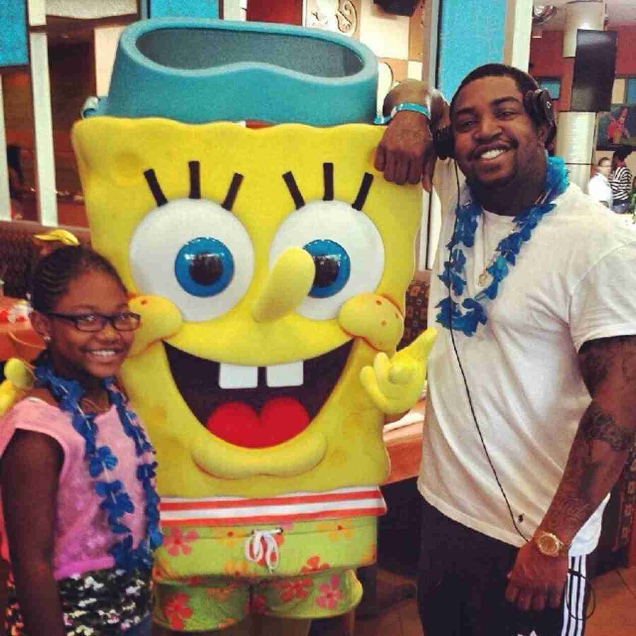 Lil Scrappy Confronts Resort Staffer For Ignoring His Daughter (VIDEO)