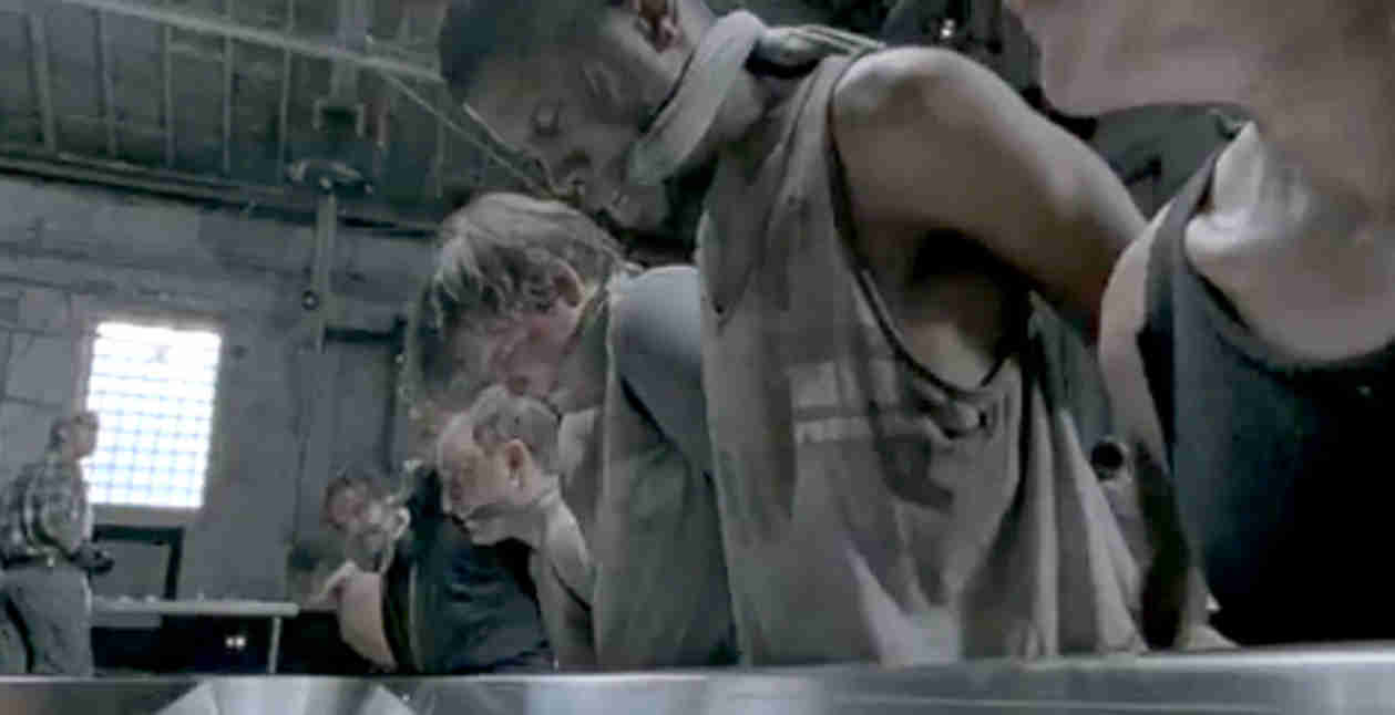 The Walking Dead Season 5 Spoilers: Is Sam Tied Up at Terminus? (UPDATE)